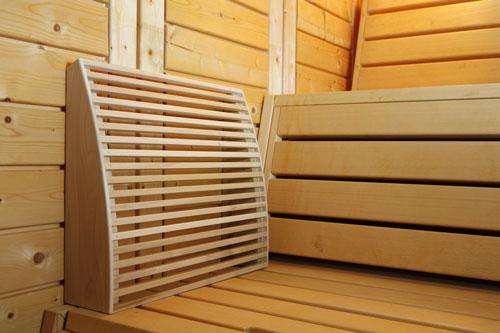 entspannungsliegen f r das ausruhen nach einer infrarot w rmekabine oder infrarot sauna von t. Black Bedroom Furniture Sets. Home Design Ideas